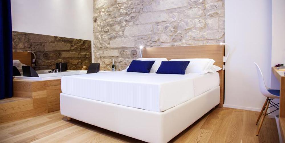 Iblaresort design boutique hotel in a suite with for Charme design boutique hotel favignana
