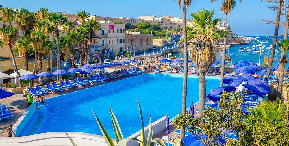 Beach Garden Hotel Malte
