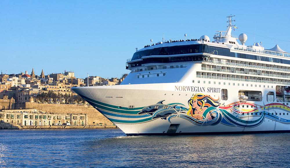 7 Nights All Inclusive Cruise And Fly Package With Norwegian Spirit