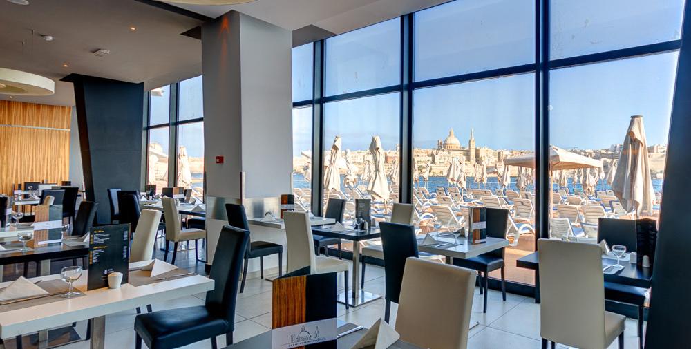Extensive buffet at la vallette restaurant in the fortina - Home salon la valette ...